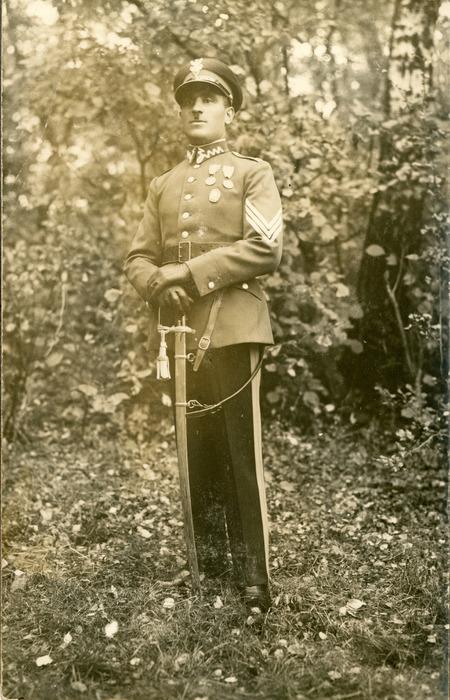 Portret żołnierza [5]