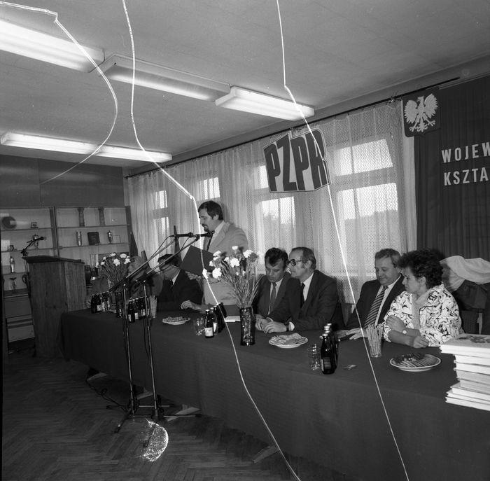 Wojewódzka Inauguracja Kształcenia Ideologicznego, 1987 r. [1]