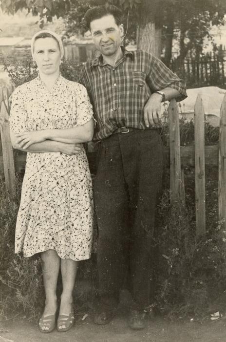Eugenia i Stanisław Warnasowie
