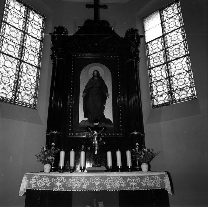 Ołtarz kościoła ewangelickiego [7]