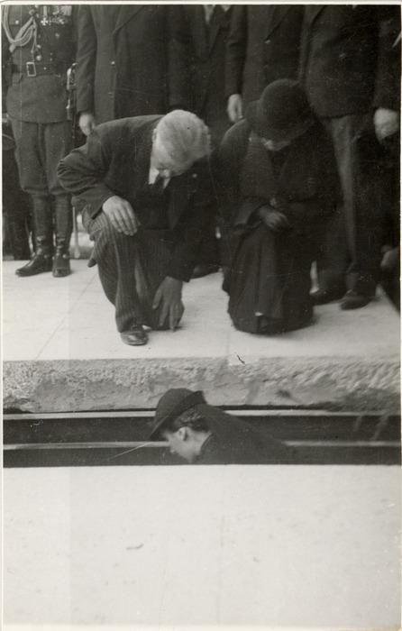 Pogrzeb serca Józefa Piłsudskiego w Wilnie [66]