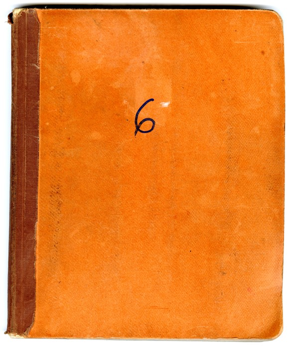 Dziennik Witolda Perepeczko  <br /><br /> 1.01.1960 - 31.12.1969