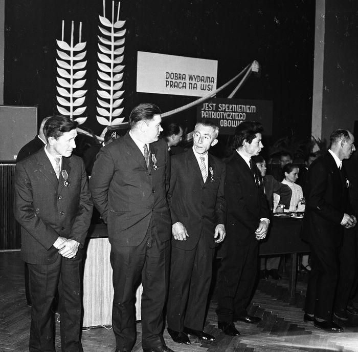 Spotkanie rolników w PDK, 1971 r. [1]