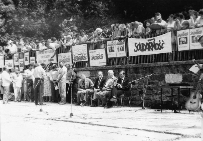 Wiec przedwyborczy 1989 [9]