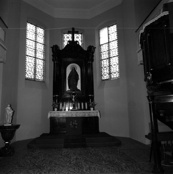 Ołtarz kościoła ewangelickiego [5]
