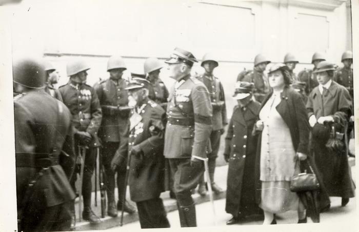 Pogrzeb serca Józefa Piłsudskiego w Wilnie [9]