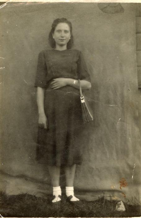 Znajoma Marii Naumowicz
