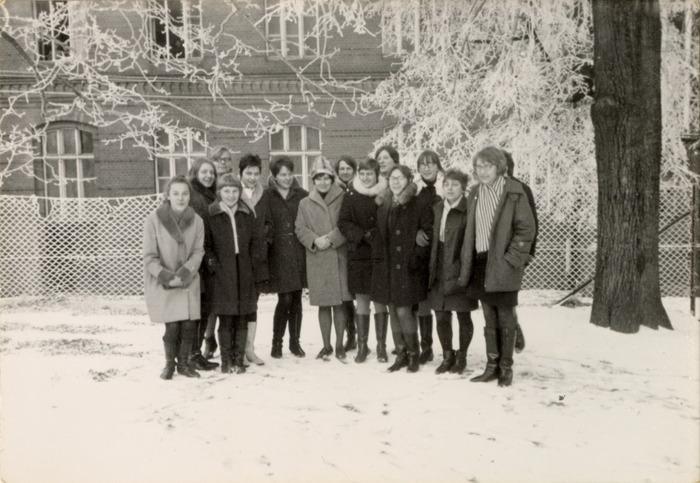 Uczniowie Liceum Ogólnokształcącego w Giżycku [10]