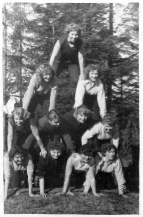 Pokazy gimnastyczne [1]