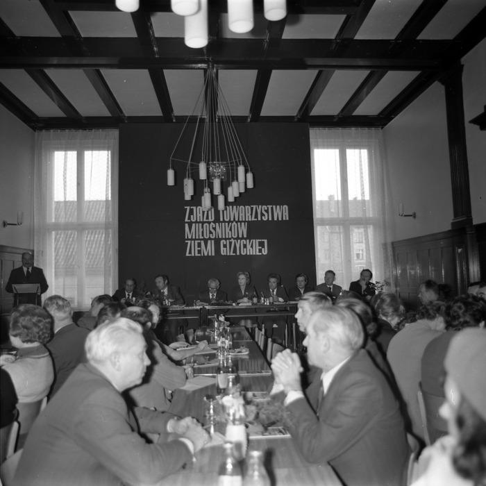 Zjazd Towarzystwa Miłośników Ziemi Giżyckiej, 1976 r. [25]