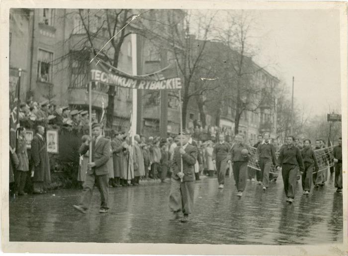 Obchody 1 maja 1954 r. [5]