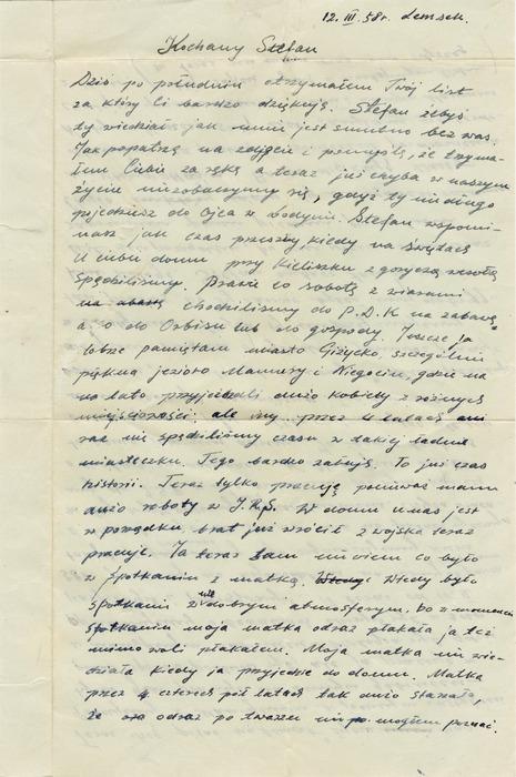 List  Tian Sam - Gyna do Stefana Lempieckiego [2]