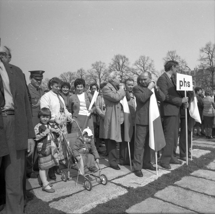 Pochód pierwszomajowy, 1984 r. [14]