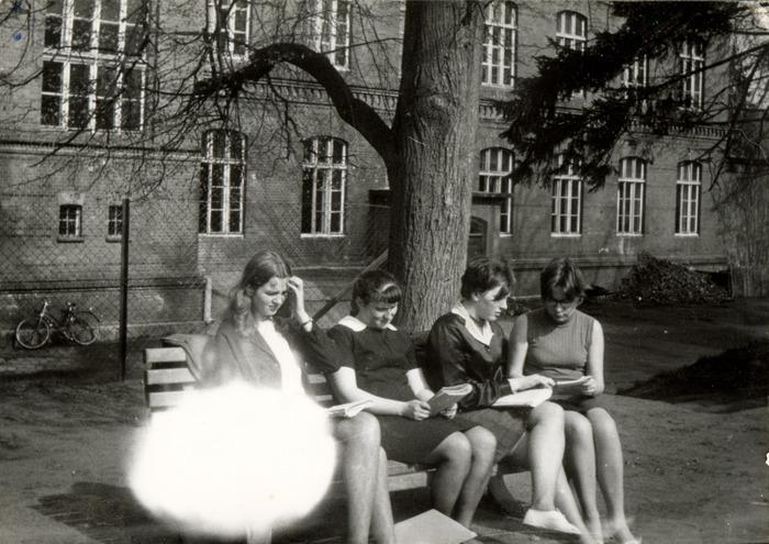 Uczniowie Liceum Ogólnokształcącego w Giżycku [6]