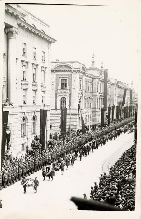 Pogrzeb Józefa Piłsudskiego w Krakowie [14]