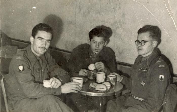 Żołnierze 3. Dywizji Strzelców Karpackich [40]