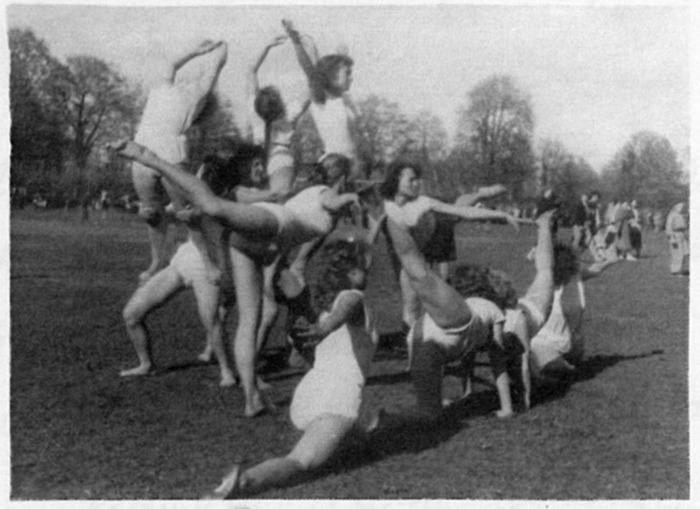 Pokazy gimnastyczne [2]