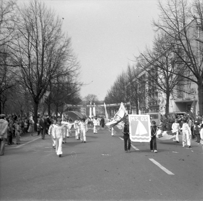 Pochód pierwszomajowy, 1978 r. [11]