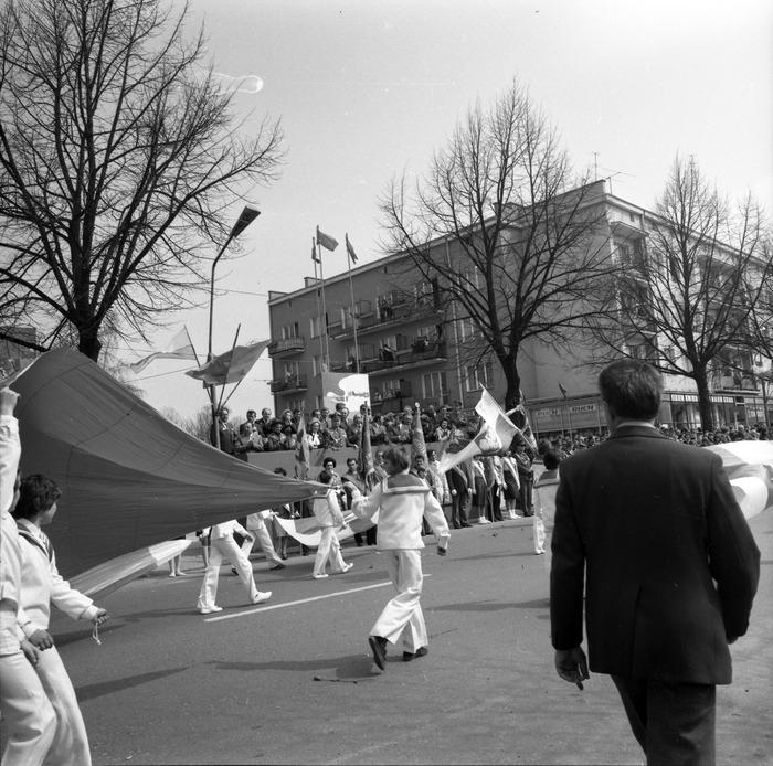 Pochód pierwszomajowy, 1978 r. [117]
