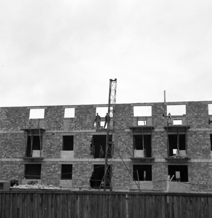 """Budowa osiedla """"Wodna"""" [6]"""