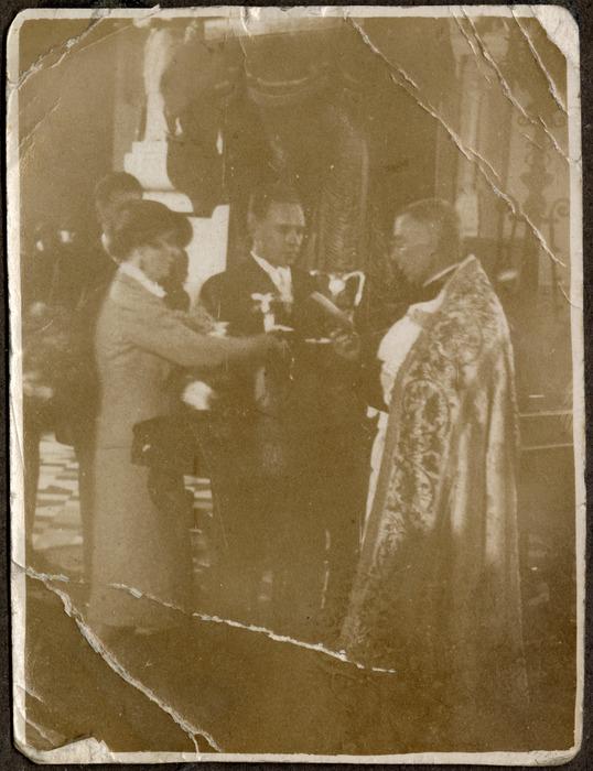 Fotografia ślubna Marii Lempieckiej [2]