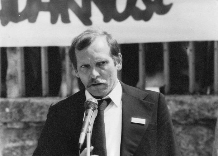 Kandydat na posła Jerzy Pietkiewicz