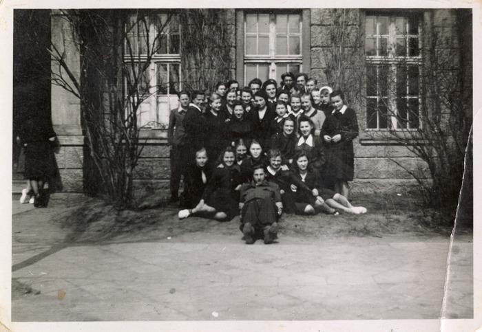 Uczniowie Państwowego Liceum Pedagogicznego w Giżycku [7]