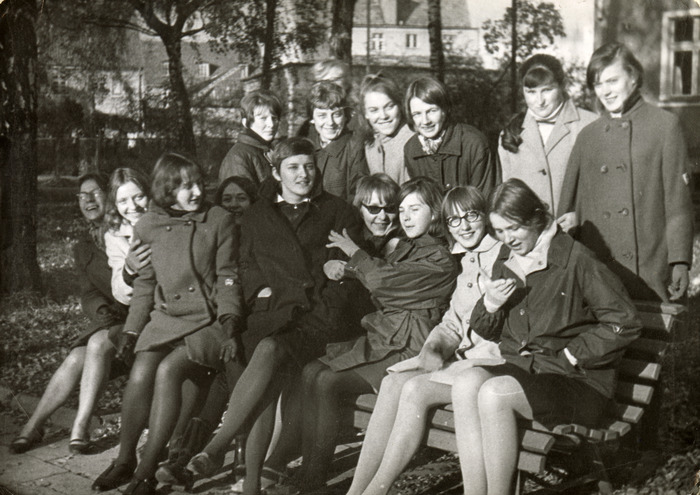 Uczniowie Liceum Ogólnokształcącego w Giżycku [13]