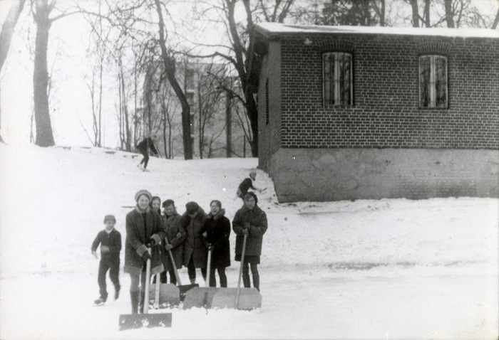 Uczniowie Liceum Ogólnokształcącego w Giżycku [15]