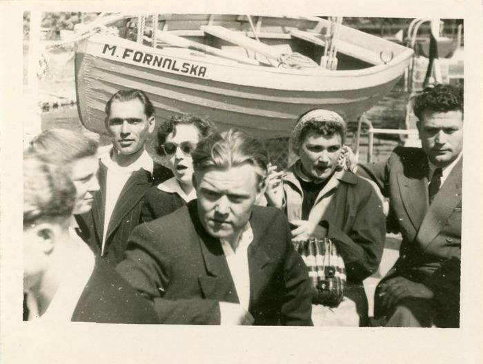 "Rejs statkiem ""M. Fornalska"" - lata 50. XX w. [4]"