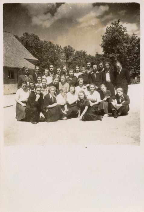 Uczniowie Państwowego Liceum Pedagogicznego w Giżycku [14]