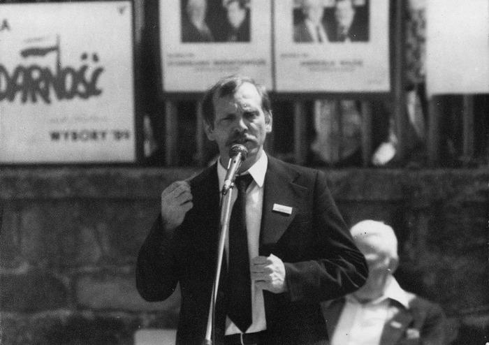 Kandydat na posła Jerzy Pietkiewicz [2]
