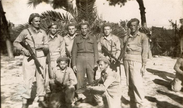 Żołnierze 3. Dywizji Strzelców Karpackich we Włoszech [6]