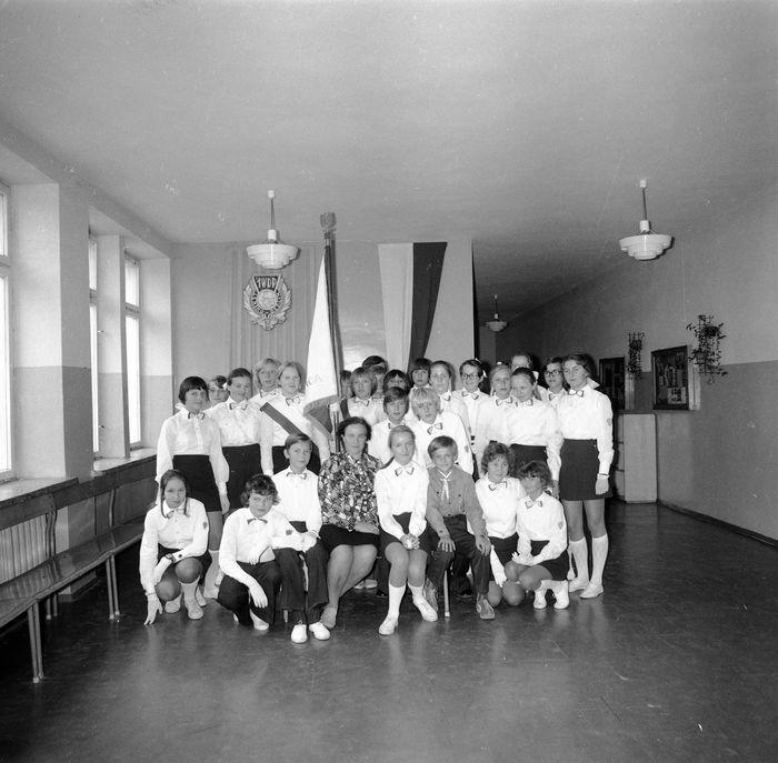 Święto Szkoły w SP nr 4, 1975 r. [40]