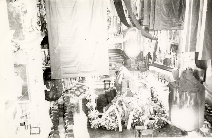 Pogrzeb serca Józefa Piłsudskiego w Wilnie [12]