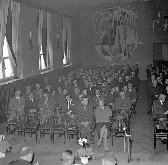 Spotkanie rolników w PDK, 1971 r. [5]