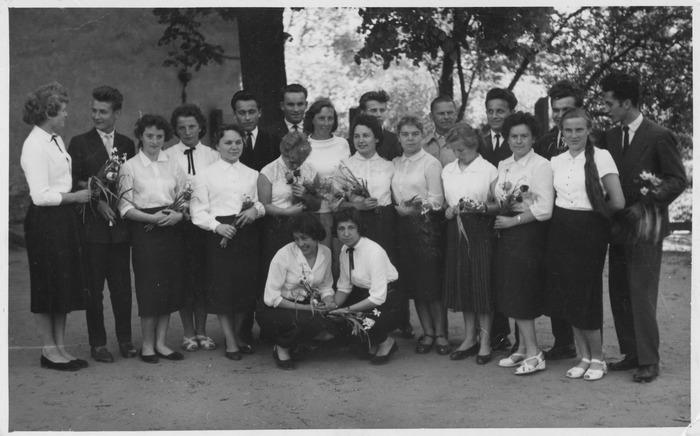 Uczniowie Liceum Pedagogicznego w Giżycku [2]