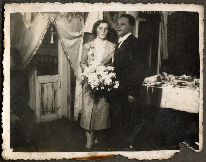 Fotografia ślubna Marii Lempieckiej [1]
