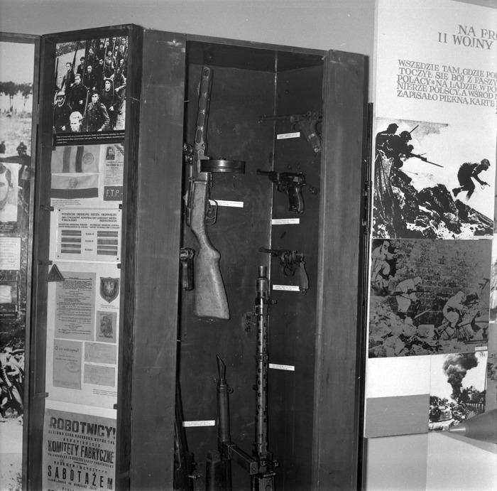 Izba Tradycji 11 Pułku Czołgów Średnich [5]