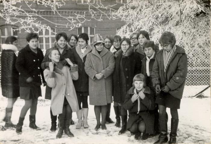 Uczniowie Liceum Ogólnokształcącego w Giżycku [11]