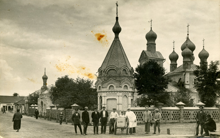 Cerkiew w Wołożynie