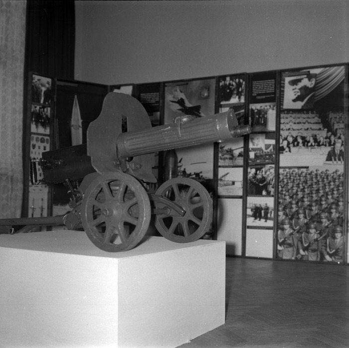 Izba Tradycji 11 Pułku Czołgów Średnich [6]