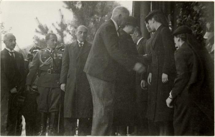Pogrzeb serca Józefa Piłsudskiego w Wilnie [62]