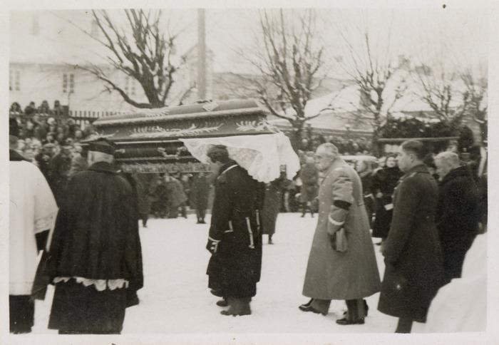 Pogrzeb Zofii Kadenacowej [1]