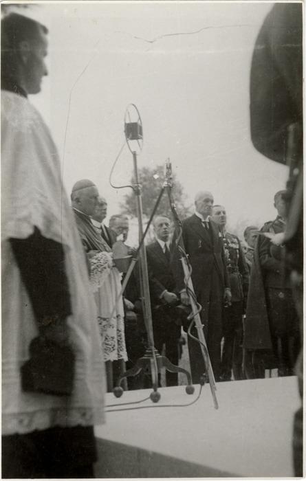 Pogrzeb serca Józefa Piłsudskiego w Wilnie [61]