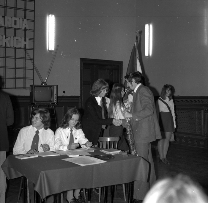 """Za zasługi dla ZMS"", 1976 r. [6]"