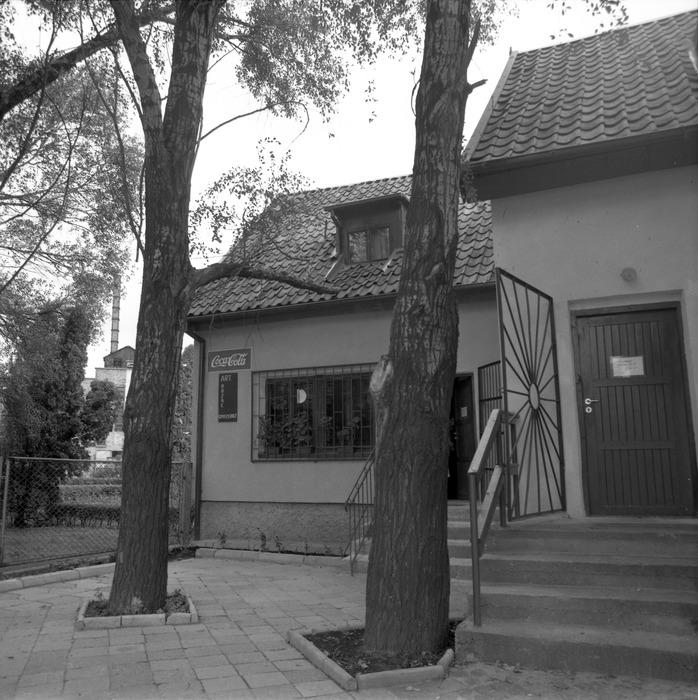 Budynek usługowo-handlowy przy ul. Armii Krajowej [1]