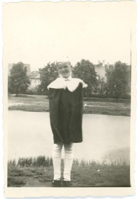 Przedstawienie teatralne w przedszkolu, 1956 r. [2]