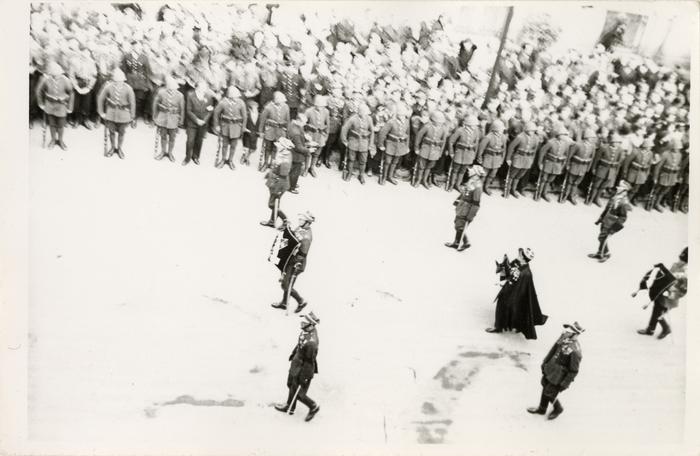Pogrzeb Józefa Piłsudskiego w Krakowie [9]