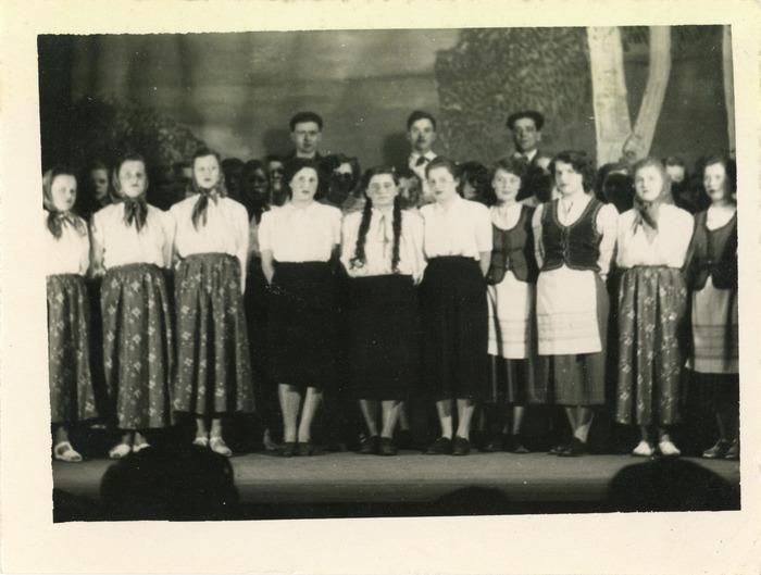 Giżyckie Centrum Kultury - lata 50. XX w. [5]
